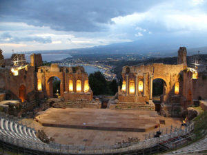 week end Taormina